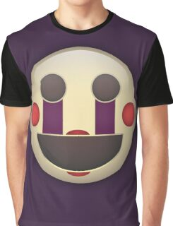 Marionette Emoji Graphic T-Shirt