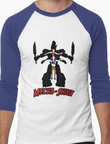 Mecha Shiva! Men's Baseball ¾ T-Shirt