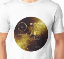 The Voyager Golden Record! Unisex T-Shirt