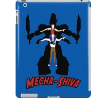 Mecha Shiva! iPad Case/Skin