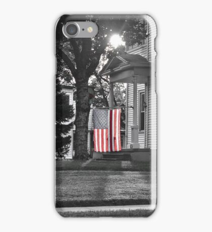 America's Doorstep iPhone Case/Skin