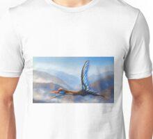 Quetzalcoatlus Northropi Restored Unisex T-Shirt