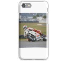 Scott Russell, Mr Daytona piloting a Suzuki GSXR iPhone Case/Skin