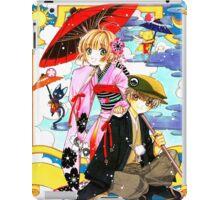 Cardcaptor Sakura iPad Case/Skin