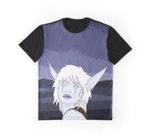 Night Elf Graphic T-Shirt