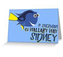 Dory! Greeting Card