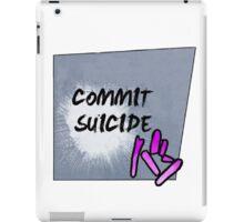 JoJo's Bizarre Adventure Part IV:  Heaven's Door - Commit Suicide iPad Case/Skin