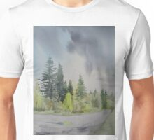 The Downhill Road Unisex T-Shirt