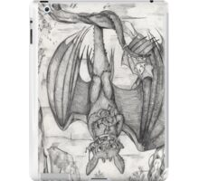 Tea Time for Toothless iPad Case/Skin