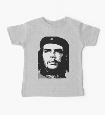 Che - Original Hipster (Che Guevara, #1 in the Original Hipster Series - Full Face Version) Baby Tee