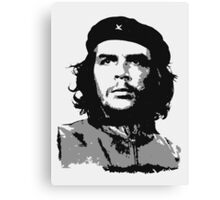 Che - Original Hipster (Che Guevara, #1 in the Original Hipster Series - Full Face Version) Canvas Print