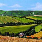 Beyond to Kingston Ridge by Paula Oakley