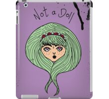 I'm A Person ♥ iPad Case/Skin