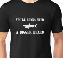 Jaws Beard Unisex T-Shirt