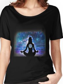Inner peace Women's Relaxed Fit T-Shirt