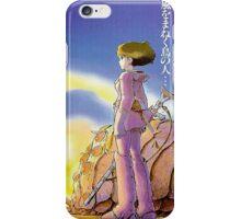 girl born in the wind iPhone Case/Skin