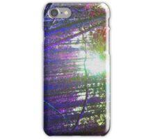 Pixel Trees iPhone Case/Skin
