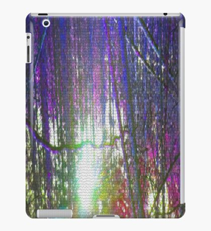 Pixel Trees iPad Case/Skin