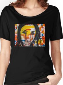 The unseen emotions of her innocence Women's Relaxed Fit T-Shirt