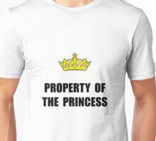 Property Of Princess Unisex T-Shirt