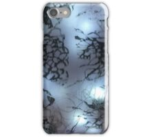 Layering Ink with Light iPhone Case/Skin