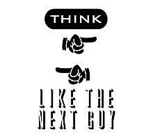 Think like Photographic Print