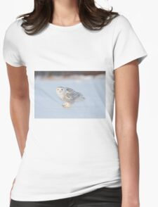 Lurking Womens Fitted T-Shirt