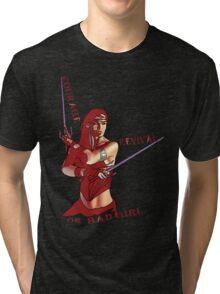 ELEKTRA Tri-blend T-Shirt