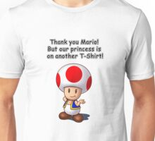 Thank you Mario! But... Unisex T-Shirt