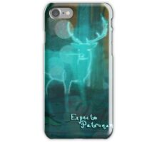 Expecto Patronus iPhone Case/Skin