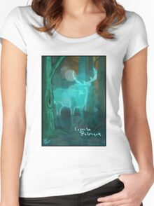 Expecto Patronus Women's Fitted Scoop T-Shirt