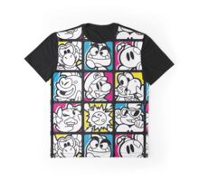 Paper Plumber Graphic T-Shirt