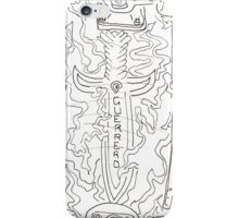 My favourite skateboard when I was 12 iPhone Case/Skin