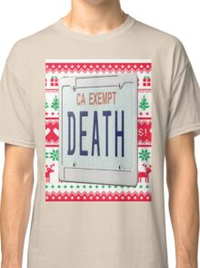 Death Grips Christmas  Classic T-Shirt
