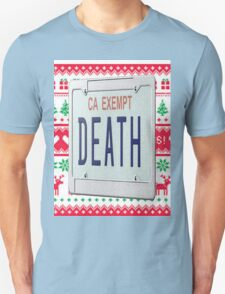 Death Grips Christmas  Unisex T-Shirt