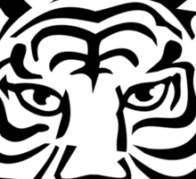 Think like a Tiger Sticker