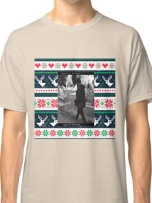 Death  grips Christmas sweater  Classic T-Shirt