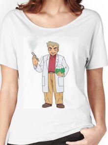 Professor Smoke Women's Relaxed Fit T-Shirt