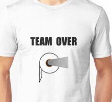 Team Toilet Paper Over Unisex T-Shirt