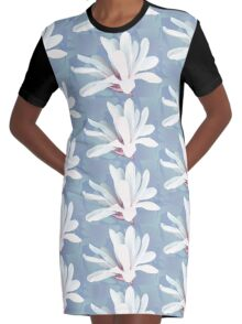 Mother's Magnolia 05 Graphic T-Shirt Dress