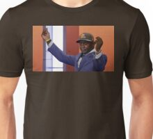 Crying Jordan Johnny Manziel on NFL Draft Day Unisex T-Shirt