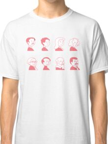 Because Science! Idols Classic T-Shirt