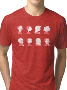 Because Science! Idols Tri-blend T-Shirt