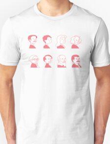 Because Science! Idols Unisex T-Shirt