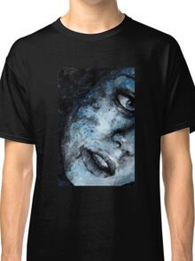 Chase My Blue Away Classic T-Shirt