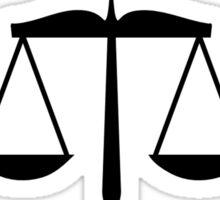 Trust Me Lawyer Sticker