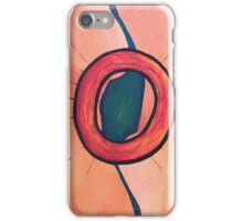 Red Hot Oppression iPhone Case/Skin