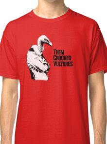Them Crooked Vultures Classic T-Shirt