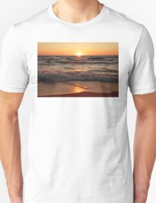 Lake Michigan Sunset II Unisex T-Shirt