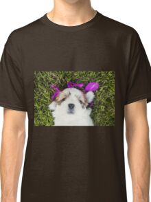 Shitzu Dog Classic T-Shirt